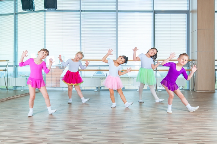 6 Health Benefits of Dancing for Children